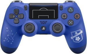 Sony Wireless DualShock V.2 Controller PlayStation F.C. Limited Edition