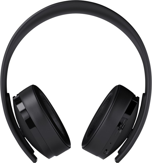 Sony PS4 Wireless Headset Gold Edition