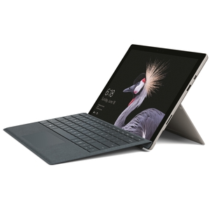 Microsoft Surface Pro 256GB mit Core i5 & 8GB (2017) inkl. Surface Pro Signature Type Cover Kobalt Blau