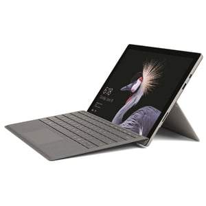 Microsoft Surface Pro 512GB mit Core i7 & 16GB (2017) inkl. Surface Pro Signature Type Cover Platin Grau