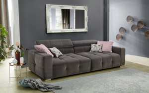 HARDi - Big Sofa Trento in grau