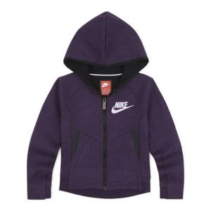 Nike Sportswear Tech Fleece Full Zip - Vorschule Hoodies