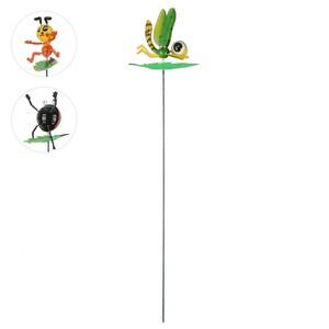Gartenstecker Insekten 50 cm Biene