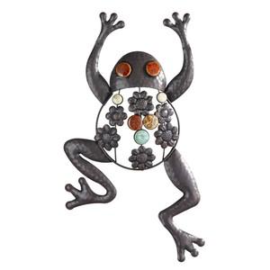 Wanddeko Frosch