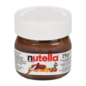Nutella Mini Glas 25 g