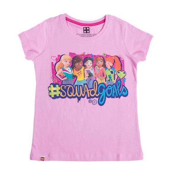 T-Shirt Friends für Mädchen