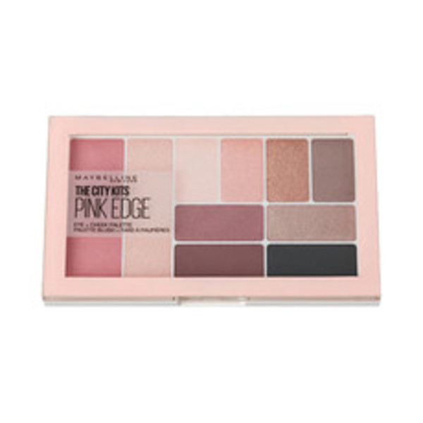 Maybelline The City Kits Pink Edge