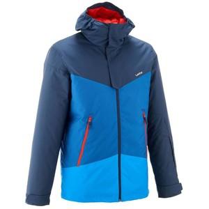 WED´ZE Skijacke Slide 300 Herren blau, Größe: S