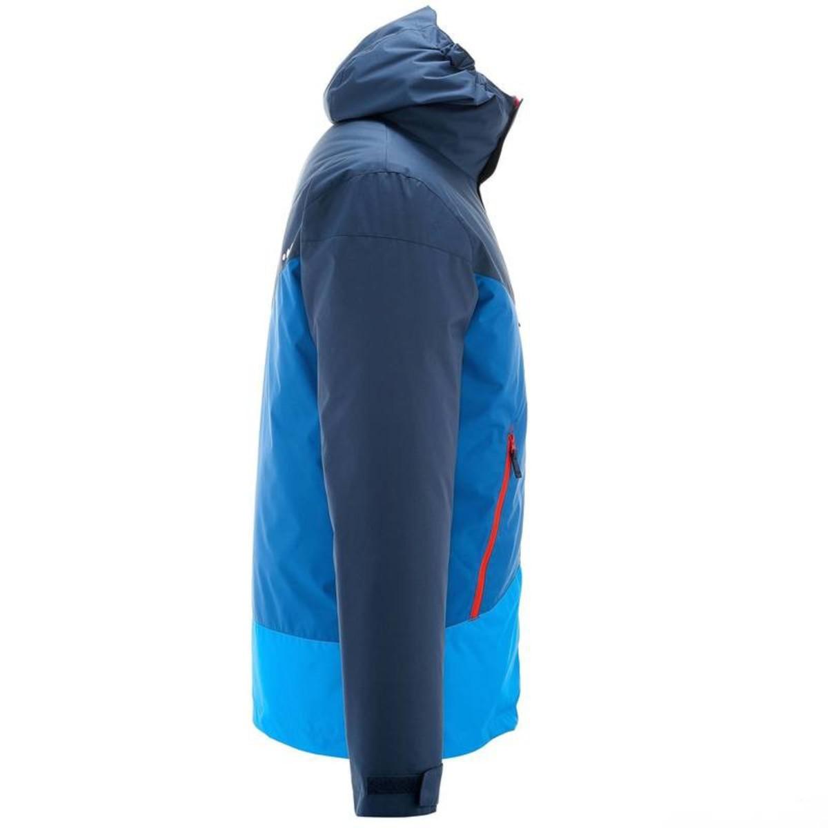 Bild 2 von WED´ZE Skijacke Slide 300 Herren blau, Größe: S