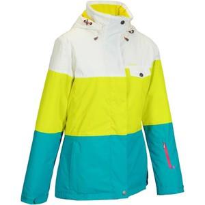 WED´ZE Skijacke Free 300 Damen dreifarbig, Größe: L
