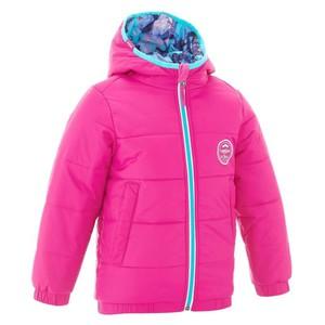 WED´ZE Skijacke Reverse Warm Wendbar Kinder rosa Print, Größe: 3 J. - Gr. 95