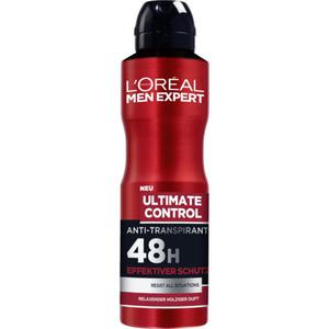 L´Oréal Paris Men Expert Anti-Transpirant Spray ULTIM 1.06 EUR/100 ml