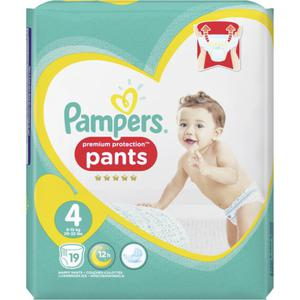 Pampers premium protection pants Größe 4