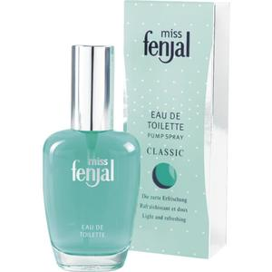 fenjal miss fenjal Eau de Toilette Pumpspray Classic 15.90 EUR/100 ml
