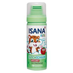 ISANA Kids Duschschaum Apfel 3.98 EUR/100 ml