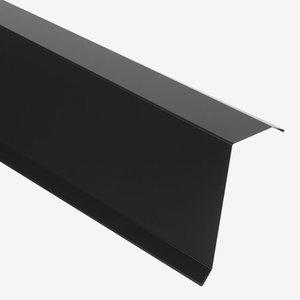 Kantenwinkel 100 cm grau
