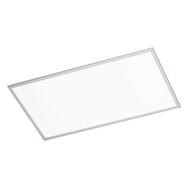 EEK A+, LED-Deckenleuchte LIV - Metall/Kunststoff - 1-flammig, Wofi