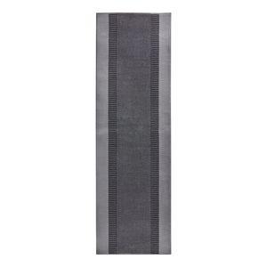 Läufer Band - Kunstfaser - Grau - 80 x 300 cm, Hanse Home Collection