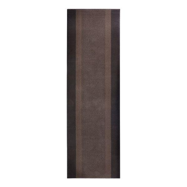 Läufer Band - Kunstfaser - Braun - 80 x 200 cm, Hanse Home Collection