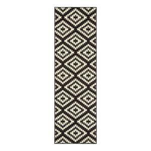 Läufer Nordic - Kunstfaser - Schwarz - 80 x 200 cm, Hanse Home Collection