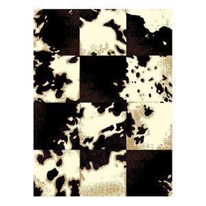 Teppich Prime Pile - Schwarz/Braun - 160 x 230 cm, Hanse Home Collection