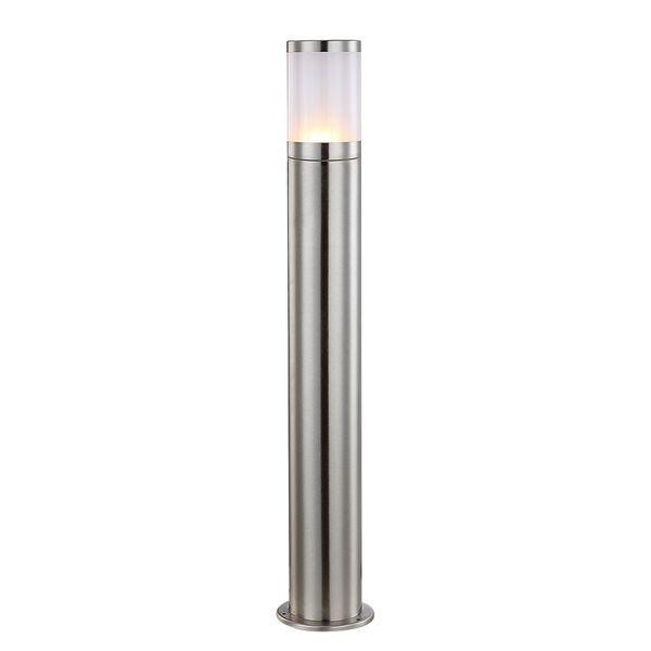 EEK A++, Außenleuchte Xeloo II - Kunststoff / Edelstahl - 1-flammig - 80, Globo Lighting