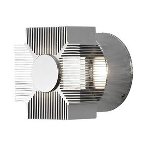 EEK A+, LED Wandleuchte Monza - Aluminium - 1-flammig, Konstsmide