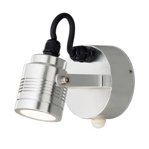 EEK A+, LED Wandleuchte Monza Medium - Aluminium - 3-flammig, Konstsmide