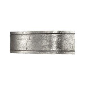 EEK A+, LED Wandleuchte SHINE ALU - Nickel - 2-flammig, Fischer Leuchten