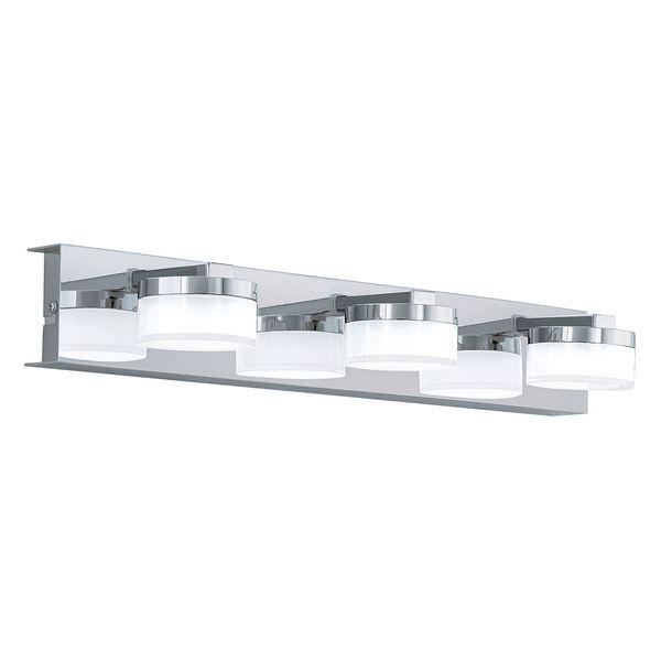 EEK A+, LED-Spiegelleuchte Romendo II - Kunststoff / Stahl - 3, Eglo