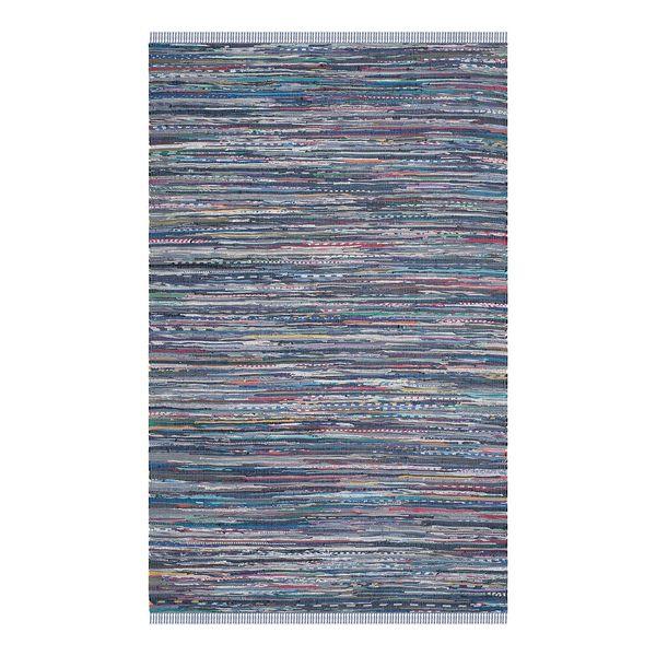 Teppich Elena - Blau - 182 x 274 cm, Safavieh