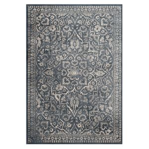 Vintage-Teppich Cordova Vintage - Kunstfaser - Anthrazit - 243 x 340 cm, Safavieh