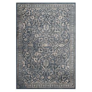 Vintage-Teppich Cordova Vintage - Kunstfaser - Anthrazit - 99 x 170 cm, Safavieh
