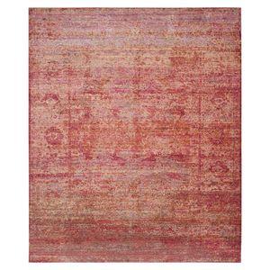 Teppich Lulu Vintage - Kunstfaser - Rot / Karamell - 121 x 182 cm, Safavieh