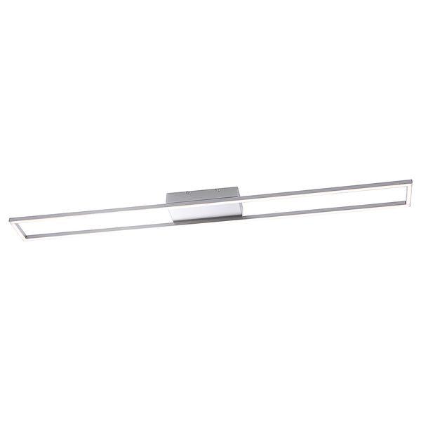 EEK A+, LED-Deckenleuchte Inigo I - Stahl - 4-flammig, Paul Neuhaus