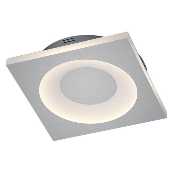 EEK A+, LED-Deckenleuchte Easley II - Acrylglas / Metall - 1-flammig, Trio