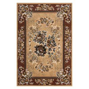Teppich Orient - Beige - 190 x 280 cm, Kayoom