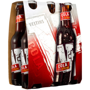 Veltins V+ Cola 6x0,33l