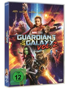DVD - Guardians of the Galaxy Vol. 2