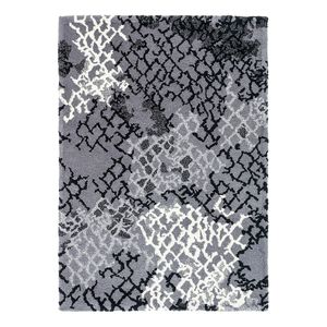 Teppich Verona III - Kunstfaser - Grau / Anthrazit - 160 x 230 cm, Astra