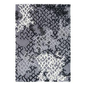 Teppich Verona III - Kunstfaser - Grau / Anthrazit - 120 x 180 cm, Astra