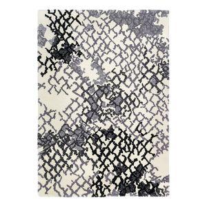 Teppich Verona III - Kunstfaser - Creme / Anthrazit - 120 x 180 cm, Astra