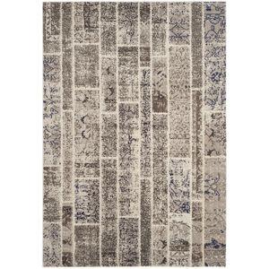 Teppich Effi - Kunstfaser - Sand / Braun - 154 x 231 cm, Safavieh