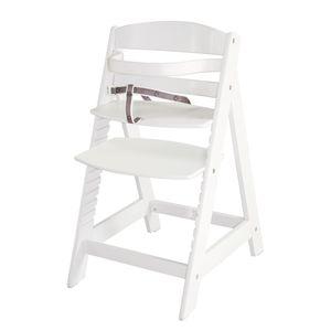Treppenhochstuhl Sit up 3 - Weiß, Roba