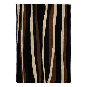 Wollteppich Barup - Wolle - Mehrfarbig - 160 x 230 cm, Fredriks