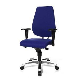 Bürodrehstuhl Sitness 30 - Textilbezug - royalblau, Topstar