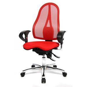 Bürodrehstuhl Sitness 15 - Bezug Rot, Topstar