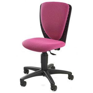 Kinderdrehstuhl High S´cool - Textilbezug - Pink, Topstar