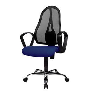 Bürodrehstuhl Open Point P Somo - Textilbezug - Blau, Topstar