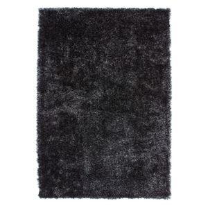 Teppich Diamond 700 - Kunstfaser - Anthrazit - 160 x 230 cm, Kayoom
